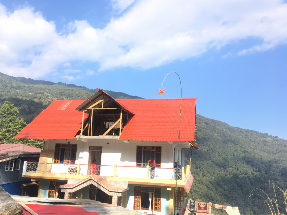 Homestay Kurseong - Beautiful View of Toryok Ryang Homestay, Sittong