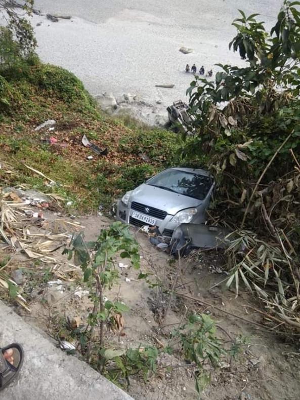 Accident in Sevoke, Siliguri Today