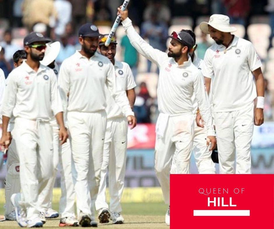 Team India Create A World Record - Outclassing the Australia Cricket Team