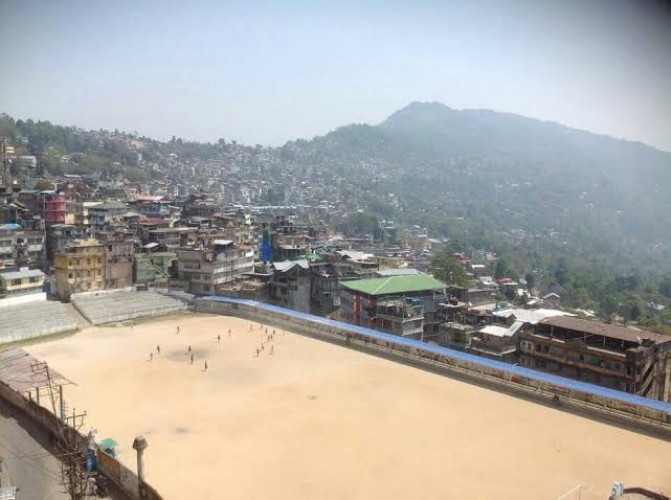 Accident in Kalimpong Mela Ground 2 died, 4 injured