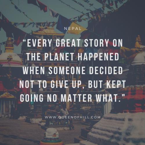 Get Motivated Kathmandu - Super Motivational Quotes