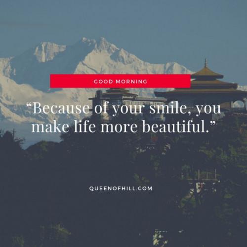 Good Morning Darjeeling - Good Morning Status