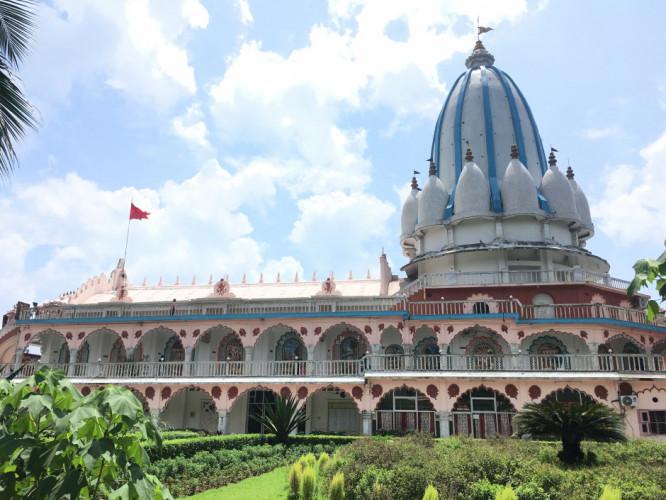 ISKCON TEMPLE, SILIGURI - Biggest Krishna centres in the North-East India