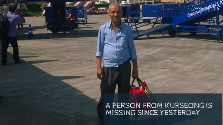 MISSING: A person from Kurseong is Missing since yesterday