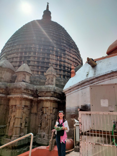 My trip to Kamakhya Temple, Guwahati
