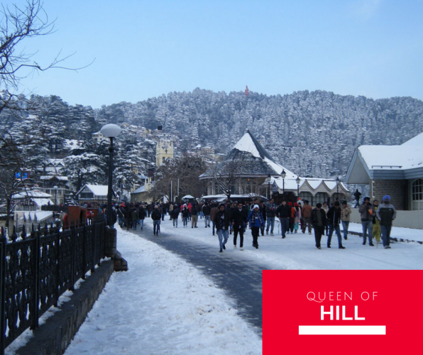 Shimla Places To Visit - Best Time to Visit Shimla