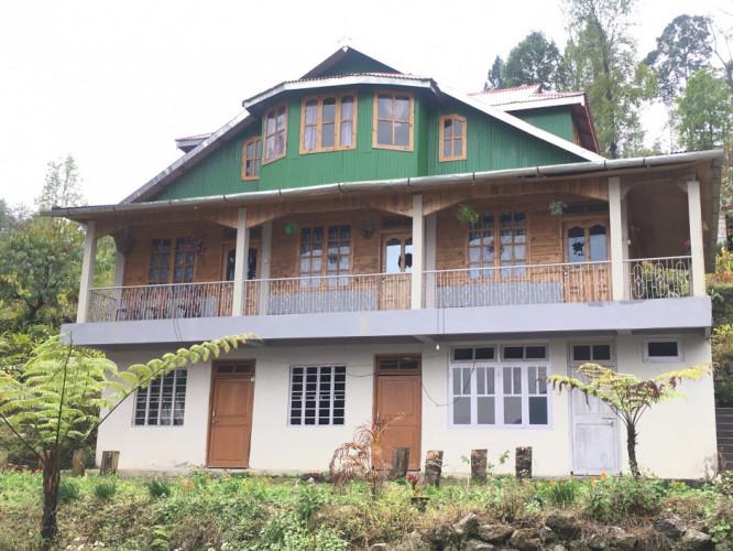 Sittong Homestay Kurseong - Anugrah Homestay in Turuk