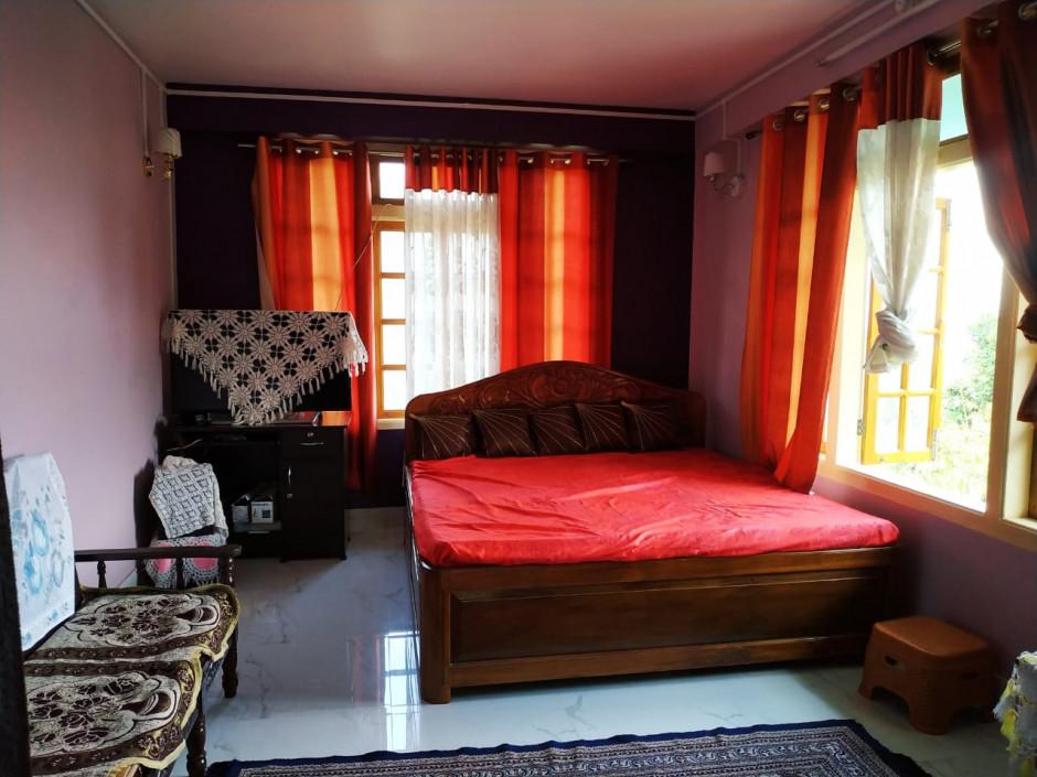 Comfort Triple Room in Toryok Ryang Homestay