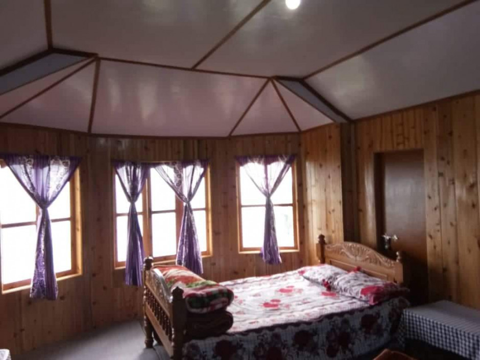 Comfort Triple Room in Anugrah Homestay, Sittong, Kurseong