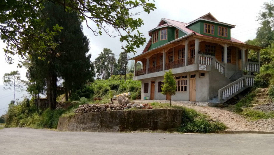 Standard Single Room in Anugrah Homestay, Sittong, Kurseong